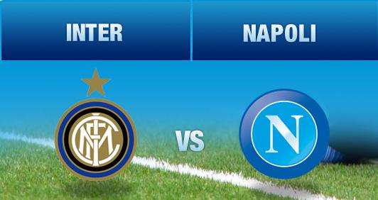 مباراة نابولي وإنتر ميلان 15-12-2013